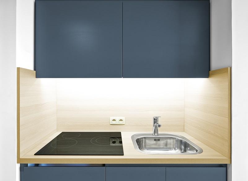 Urządzanie małego mieszkania - kuchnia, przedpokój