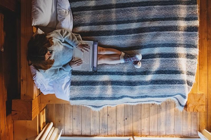 Domek mobilny -  jakie są rodzaje  sypialni