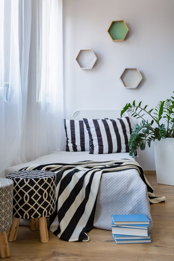 Jak urządzić małe mieszkanie w bloku i kamienicy? ⭐ Dreamwoodhouse