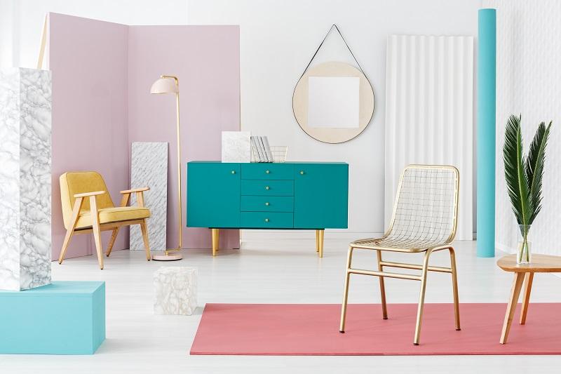 Jakie kolory wybrać do małych pomieszczeń? ⭐ Dreamwoodhouse