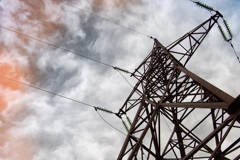 Przyłączenie prądu do działki