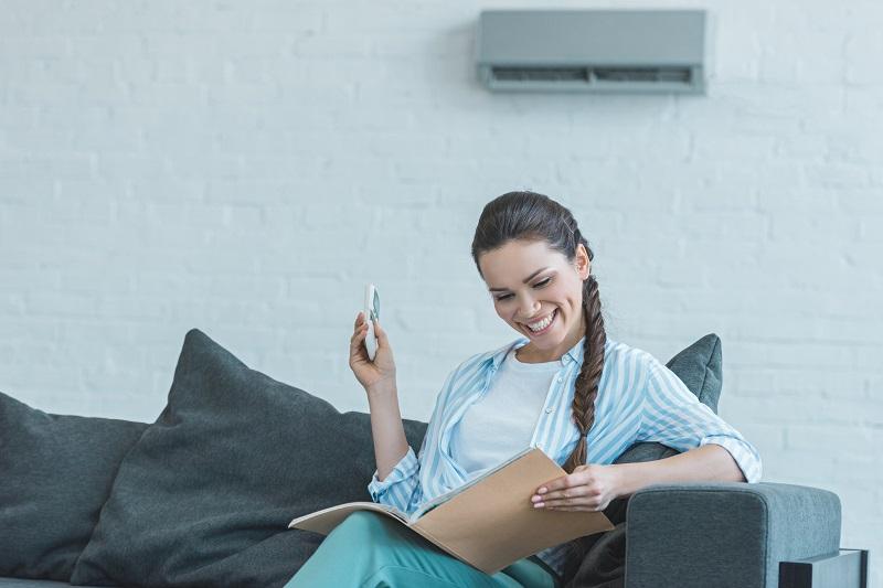 Klimatyzacja w domku mobilnym - czy warto? ⭐ Dreamwoodhouse