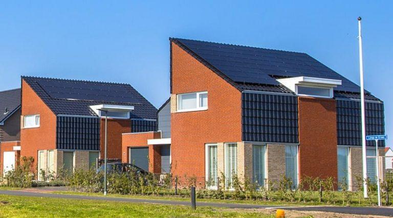Czy domek może mieć dach jednospadowy?