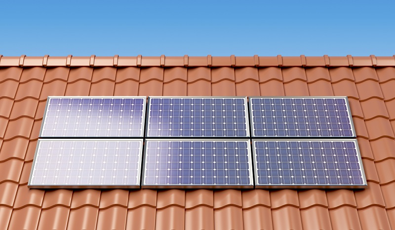Zestaw fotowoltaiczny - montaż na dachu, czy na ziemi?