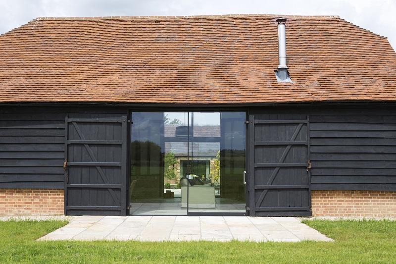 Nowoczesna stodoła jako domek letniskowy ⭐ Dreamwoodhouse