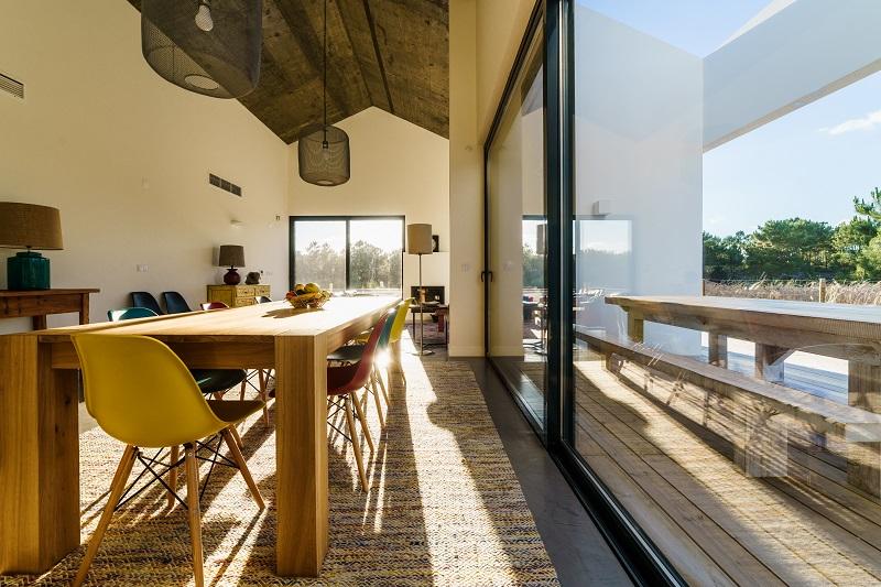 Jak zaplanować wnętrze w nowoczesnej stodole?